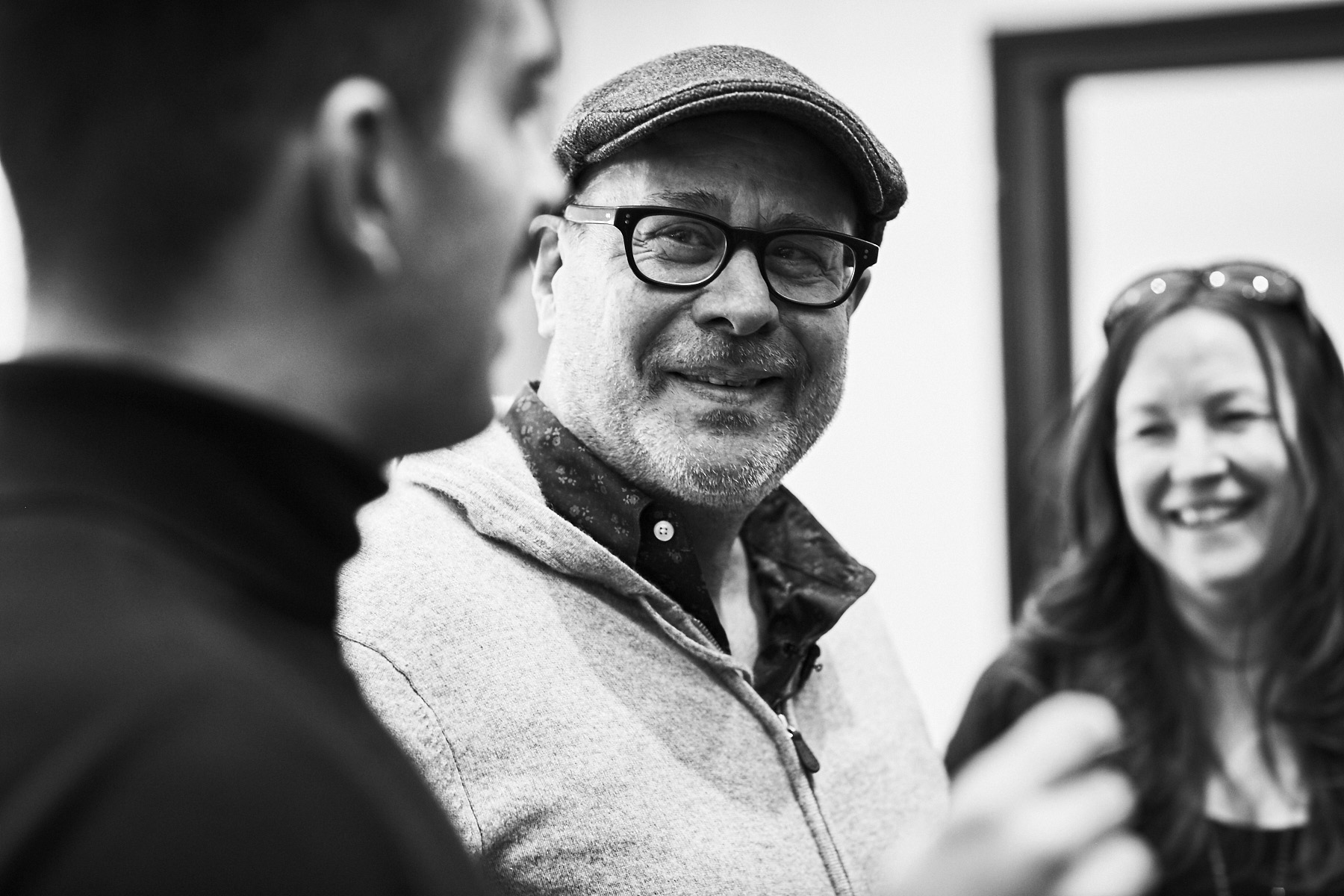 Director Terry Kinney.