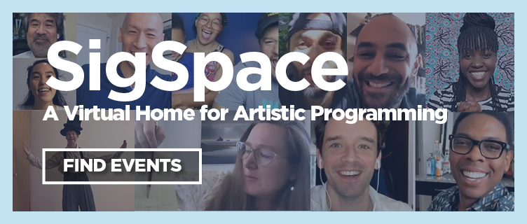 SigSpace: A Virtual Home for Artistic Programming